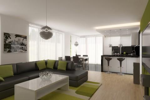 Obývací pokoj – Dandelion