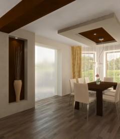 Obývací pokoj – Brown and Vanilla