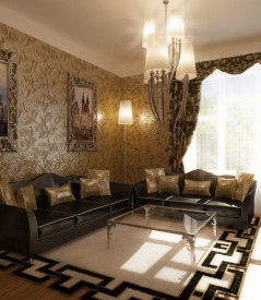 Obývací pokoj – New Classic