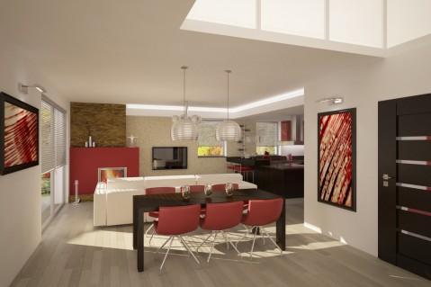 Obývací pokoj – Red