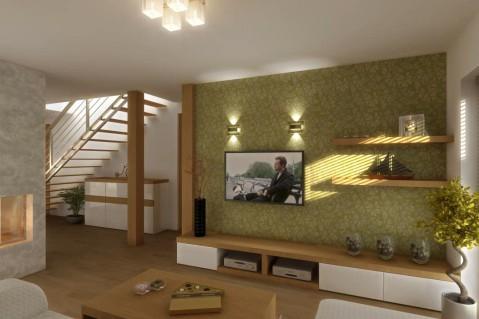 Obývací pokoj – Fresh