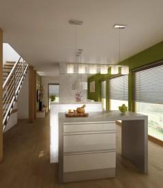 Kuchyň - Grass