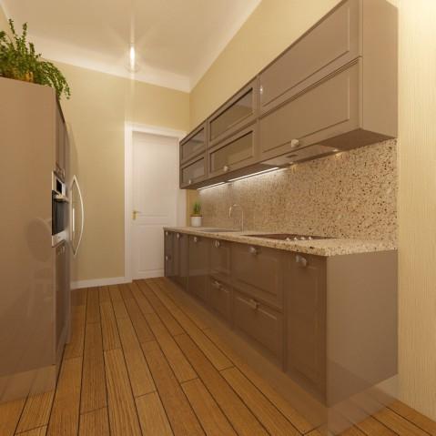 Kuchyň - New Classic