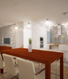 Kuchyň - White