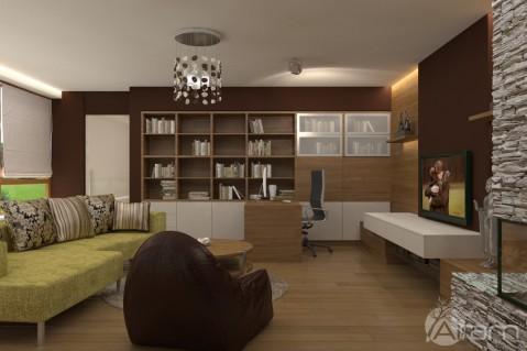 Rekonstrukce bytu Liberec