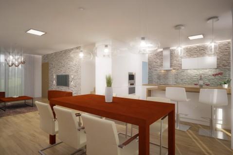 Obývací pokoj – White